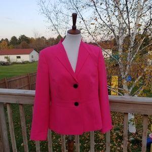Le Suit Pink Blazer